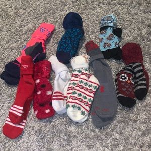 $8 ALL Women's Nike, under armour and adidas socks